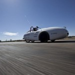A two seater, powered by Wind energy has already set 3 world records!
