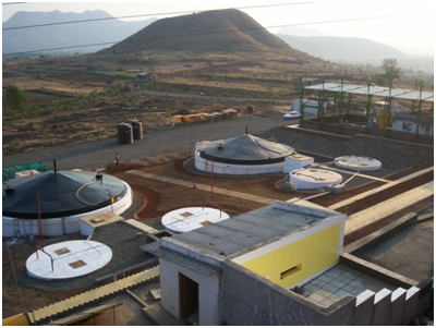Biogas: Compressed Packaged Waste